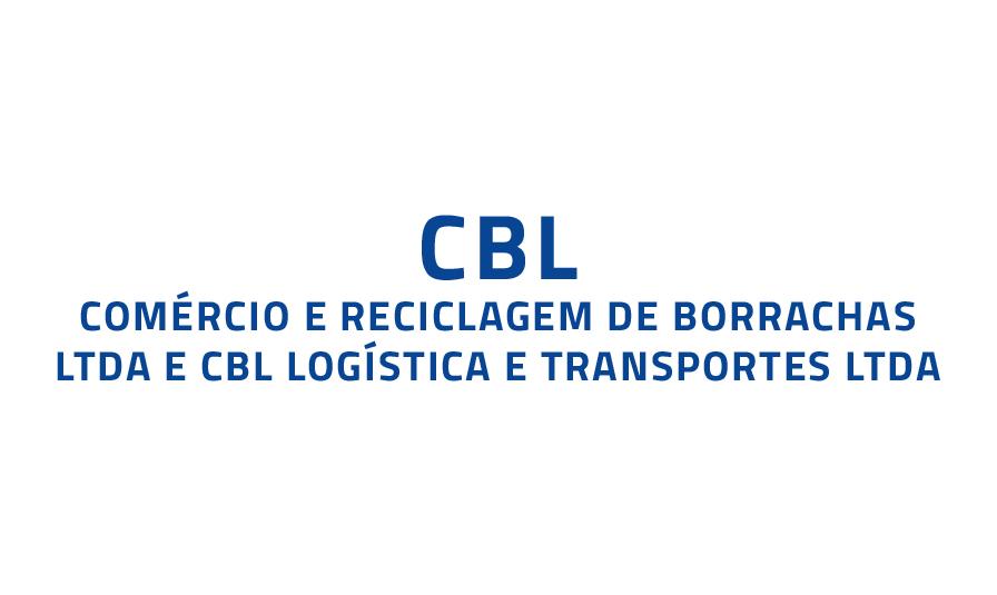 CBL COMÉRCIO E RECICLAGEM DE BORRACHAS LTDA E CBL LOGÍSTICA E TRANSPORTES LTDA class=
