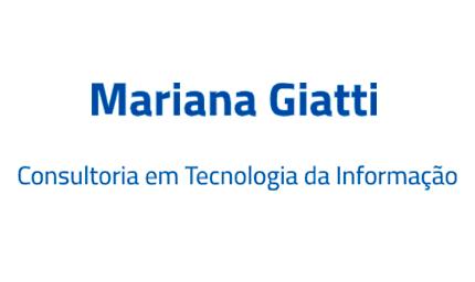 Mariana Giatti Consultoria em Tecnologia da Informação class=